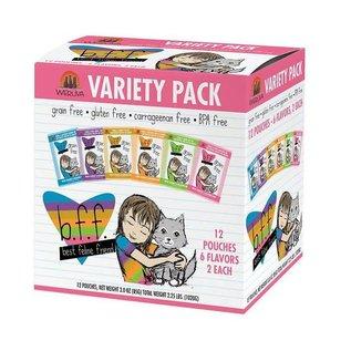 Weruva Weruva - BFF Variety Pack Pouches