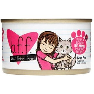 Weruva Weruva - BFF Tuna & Bonito Be Mine 3oz