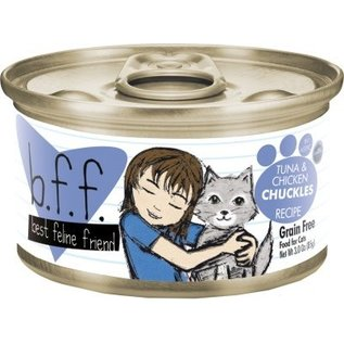 Weruva Weruva - BFF Tuna & Chicken Chuckles 3oz