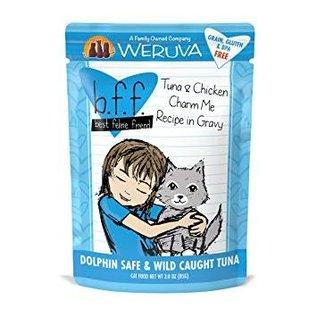 Weruva Weruva - BFF Tuna & Chicken Charm Me Pouch