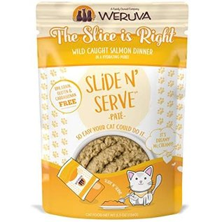 Weruva Weruva - The Slice is Right Slide N Serve 5.5oz/case