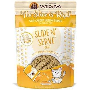 Weruva Weruva - The Slice is Right Slide N Serve 2.8oz