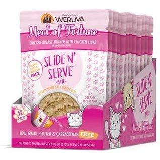 Weruva Weruva - Meal of Fortune Slide N Serve 5.5oz/case