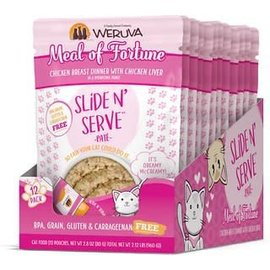 Weruva Weruva - Meal of Fortuna Slide N Serve 2.8oz/case