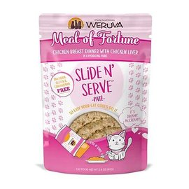 Weruva Weruva - Meal of Fortuna Slide N Serve 2.8oz