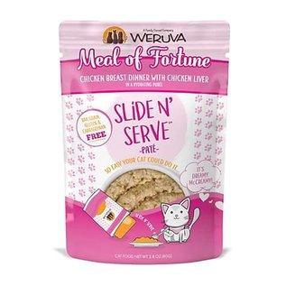 Weruva Weruva - Meal of Fortuna Slide N Serve 2.8oz