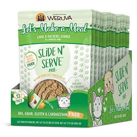 Weruva Weruva - Let's Make a Meal Slide N Serve 5.5oz/case
