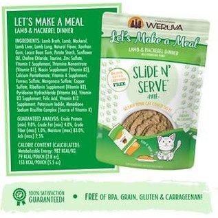 Weruva Weruva - Let's Make a Meal Slide N Serve 5.5oz