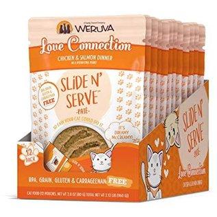 Weruva Weruva - Love Connection Slide N Serve 5.5oz/case