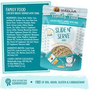 Weruva Weruva - Family Food Slide N Serve 2.8oz/case