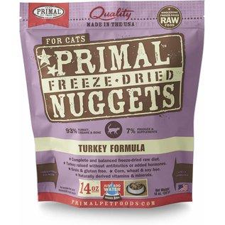 Primal Primal - Freeze Dried Feline Turkey 14oz
