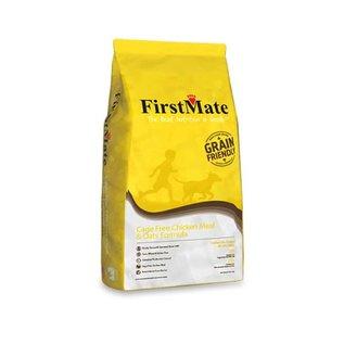 First Mate First Mate - Chicken & Oats 25#