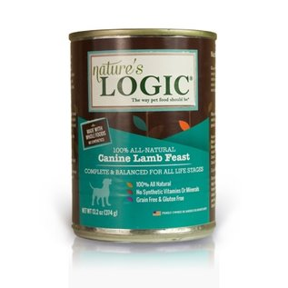 Nature's Logic Nature's Logic - Lamb 13.2 oz