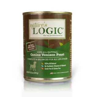 Nature's Logic Nature's Logic - Venison 13.2 oz