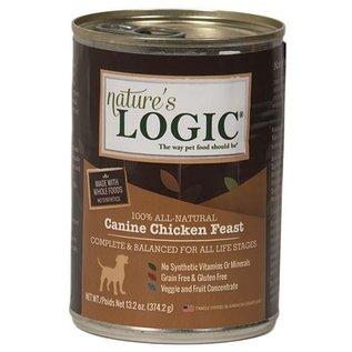 Nature's Logic Nature's Logic - Chicken 12/13oz case