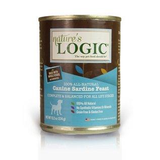 Nature's Logic Nature's Logic - Sardine 13.2 oz/case