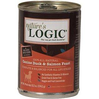 Nature's Logic Nature's Logic - Duck & Salmon 13.2oz/case