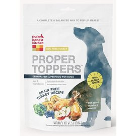 The Honest Kitchen Honest Kitchen - Proper Toppers Turkey 5.5oz