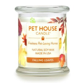 One Fur All Pet House - Candle Falling Leaves 8.5oz