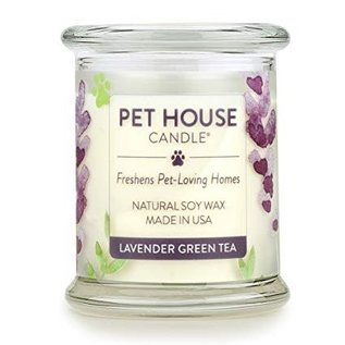 One Fur All Pet House - Candle Lavender Green Tea 8.5oz