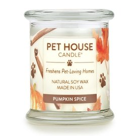One Fur All Pet House - Pumpkin Spice Candle 8.5oz