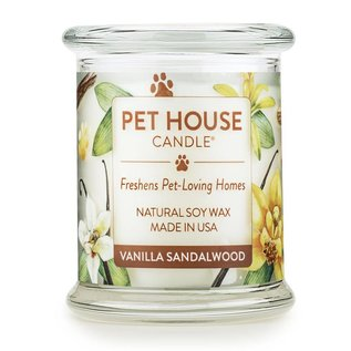 One Fur All Pet House - Vanilla Sandalwood 8.5oz