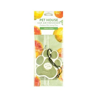 One Fur All Pet House - Air freshener Fresh Citrus
