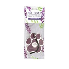 One Fur All Pet House - Air freshener Lavender Green Tea