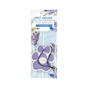 One Fur All Pet House - Air freshener LIlac Garden
