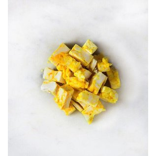 Answers Answers - Raw Goat Cheese w/turmeric