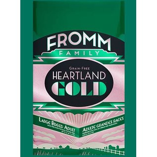 Fromm Family Foods Fromm - Grain Free Gold Large Breed Adult 12#