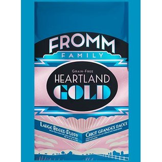 Fromm Family Foods Fromm - Grain Free Gold Large Breed Puppy 12#