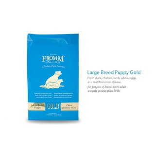 Fromm Family Foods Fromm - Gold Large Breed Puppy 15#