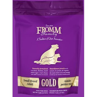 Fromm Family Foods Fromm - Gold Small Breed Adult 15#