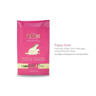 Fromm Family Foods Fromm - Gold Puppy 33#