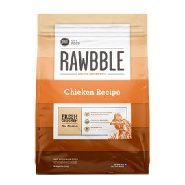 Bixbi Pet Bixbi - Chicken Kibble 4#