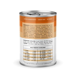 Bixbi Pet Bixbi - Chicken Dog Cans 12.5oz