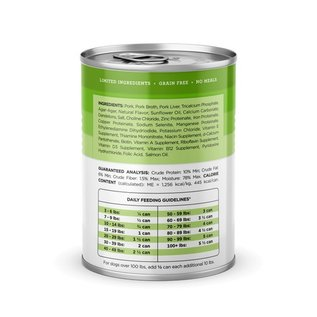 Bixbi Pet Bixbi - Pork Dog Cans 12.5oz