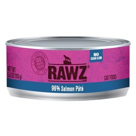 Rawz Rawz - Salmon Pate Cat 5.5oz
