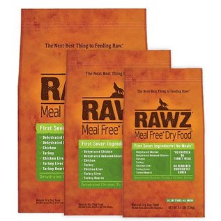 Rawz Rawz - Chicken 3.5#