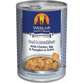 Weruva Weruva - Bed & Breakfast Dog 14 oz