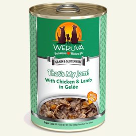 Weruva Weruva - That's My Jam! Dog 14 oz