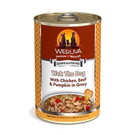 Weruva Weruva - Wok the Dog 14 oz