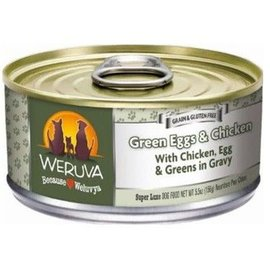 Weruva Weruva - Green Eggs & Chicken Dog 5.5oz