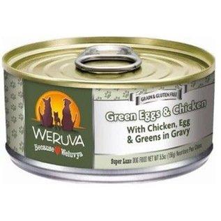 Weruva Weruva - Green Eggs & Chicken Dog 5.5oz