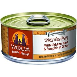 Weruva Weruva - Wok the Dog 5.5oz