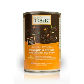 Nature's Logic Nature's Logic - Pumpkin Puree 15oz