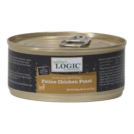 Nature's Logic Nature's Logic - Chicken Cat 5.5 oz