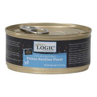 Nature's Logic Nature's Logic - Sardine Cat 5.5 oz
