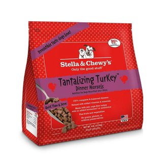 Stella and Chewy's Stella - Morsels Turkey 4#